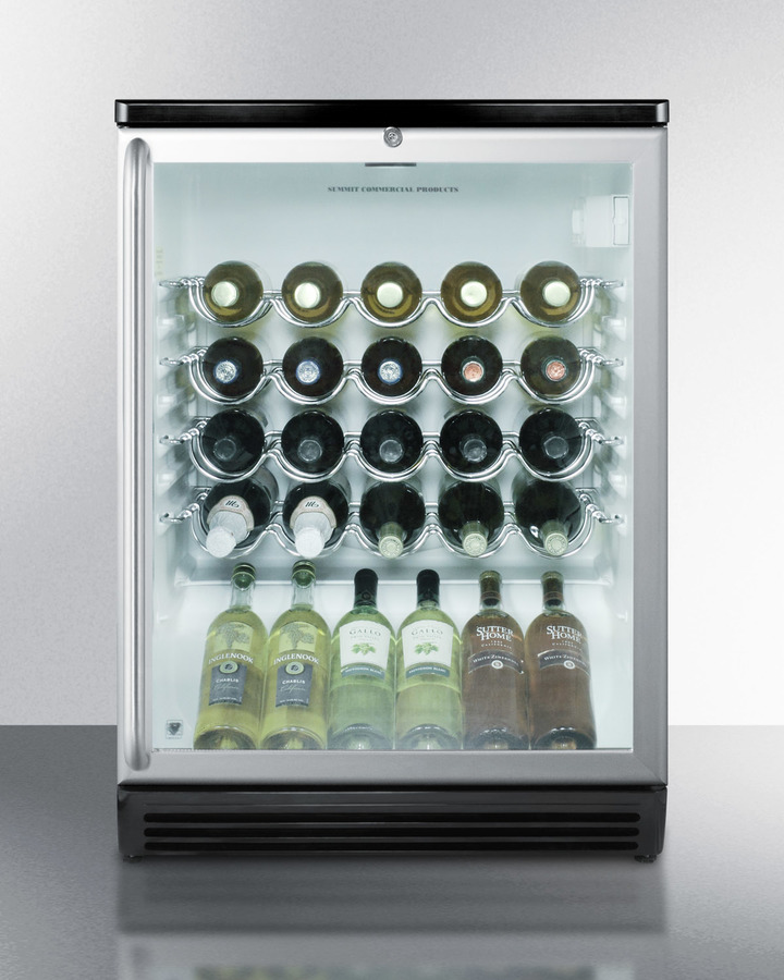 swc6gblbish - Built In Wine Fridge