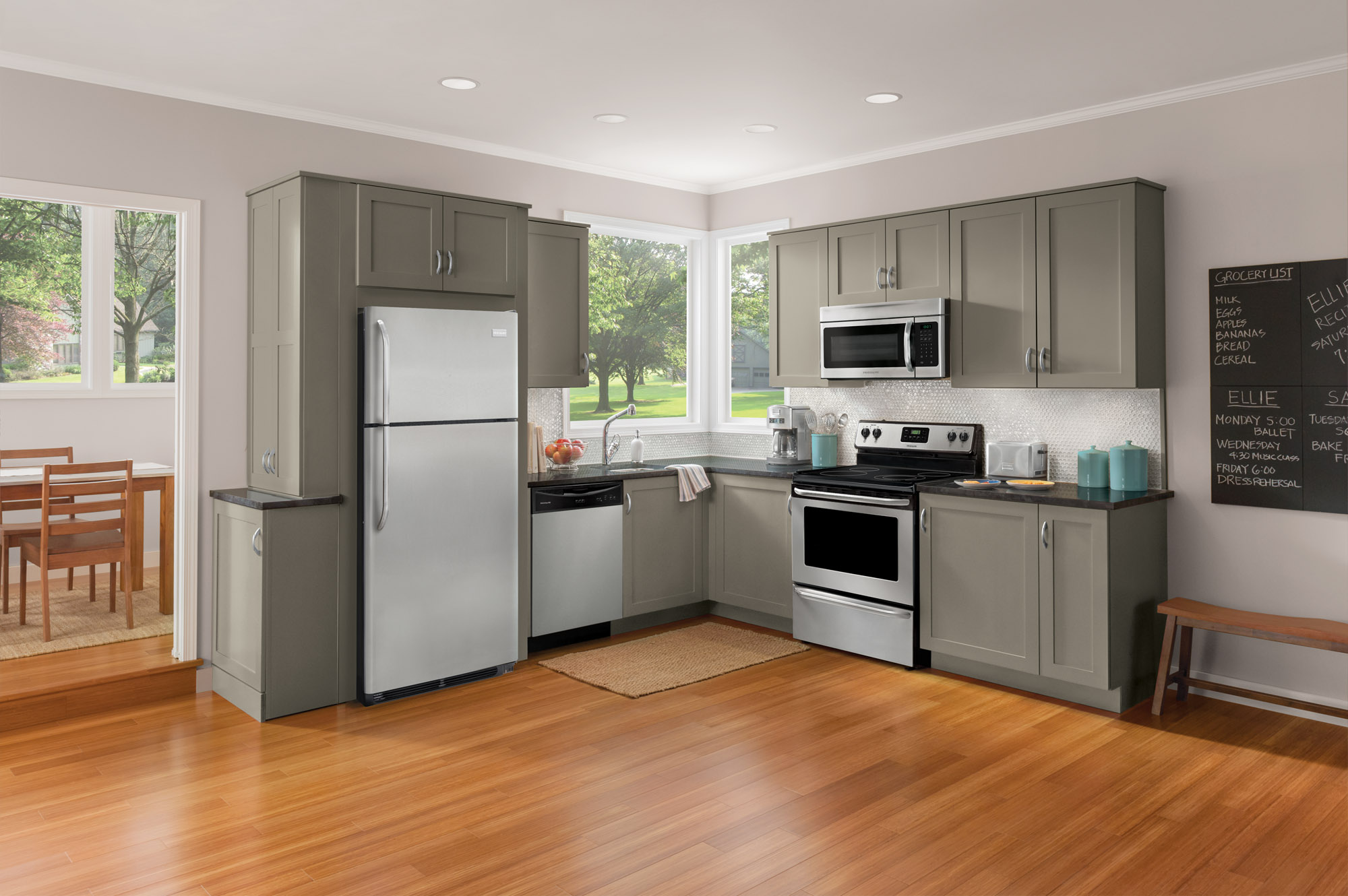 Kitchen Appliances Kitchen Appliance Package Deals